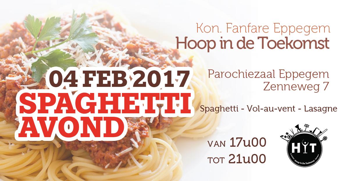 spaghetti-avond